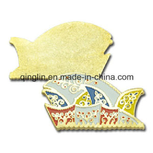 Promotional Custom Creative Odd Shape Souvenir Coin (QL-SMB-0023) pictures & photos