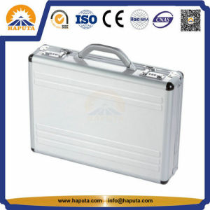 Customized Aluminum Tool File Case with 3 Pockets (HL-2601) pictures & photos