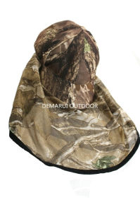Camo Cap with Mask for People to Do Outdoor Sports pictures & photos