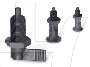 Screw Type Stainless Steel Black Oxide Steel Indexing Plungers pictures & photos