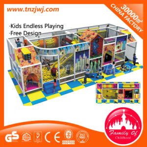 Newest Design Kids Portable Playground Equipment with Ball Pool pictures & photos