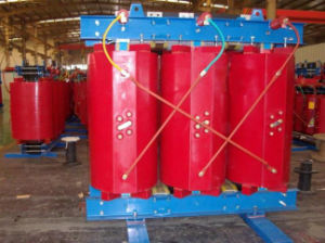 Scb10 10kv Class Epoxy Cast Resin Three Phase Dry-Type Power Transformer pictures & photos