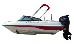 China Aqualand 17feet 5.2m Fiberglass Speed Boat/Sports Power Boat/Fishing Boat/Motor Boat (170) pictures & photos