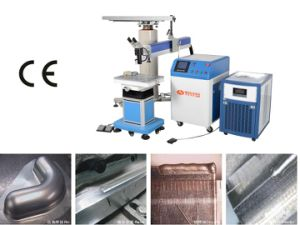 300W Glasses Frame Spectacles Welding 4 Axis Automatic Laser Welding Machine pictures & photos