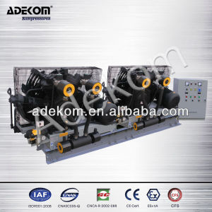 Oil Free Boosters Piston Air Portable High Pressure Compressor (K2-42WZ-6.00/8/40) pictures & photos