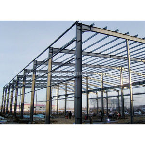 Flat Packing Container House Steel Frame House pictures & photos
