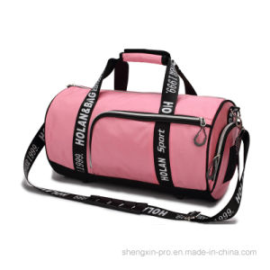 Popular Sport Bag for Sport with Long Strap Handles