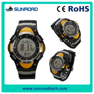 Sport Watch with Altimeter, Barometer, Compass, Pedometer, World Time Fr828A