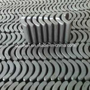 High Quality 550 560 Arc Ferrite Motor Magnets pictures & photos