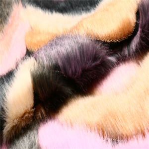 100% Wool Woolen Fabric for Fashion Overcoat pictures & photos