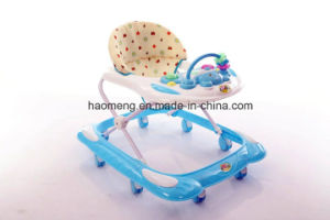 Adjustable Baby Walker with Music and Light pictures & photos