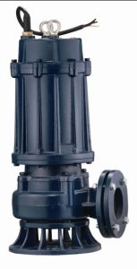 Submersible Pump for Dirty Water (CE Approved) (100 150WQ) pictures & photos