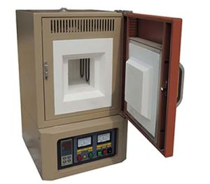 "Bench-Top Electric Muffle Furnace (1700C, 6""X6""X6"", 3.6L) with Temperature Controller pictures & photos"