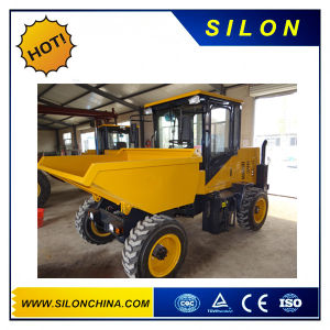 2 Ton Garden transportation Dumper with Selfing Loading Bucket pictures & photos
