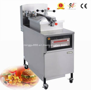 Kfc Frying Equipment Ce Certified Pressure Fryer