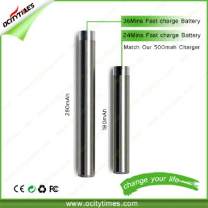 Ocitytimes Wholesale Cbd Fast Charge Battery Battery for E Cigarette pictures & photos