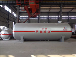 Factory Sale Carbon Steel Asme Approved Q345r 120cbm LPG Tank for Propane (CLW) pictures & photos