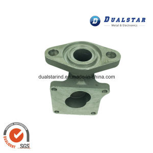 Processed Forging Valve Parts in Industry pictures & photos