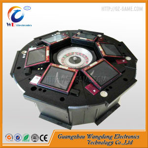 Roulette Game Machine with Adjust Difficult Level Function pictures & photos