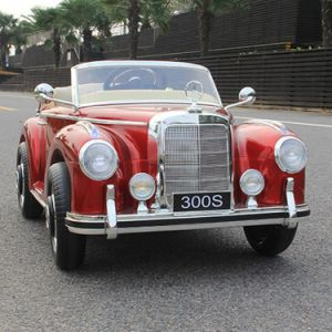 1551618-The Most Classic Car in History of Mercedes-Benz pictures & photos