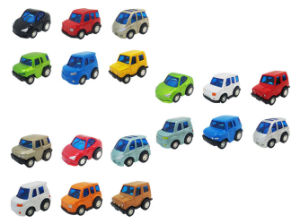 En71 Approval Die Cast Toy Pull Back Mini Car (H0415302) pictures & photos