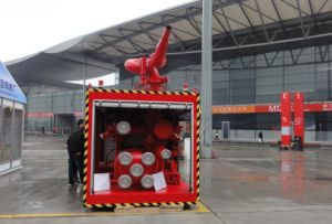 Containerized Fi-Fi Fire Fighting System for Marine Fire Emergency ABS/BV/CCS pictures & photos