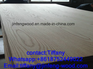 Hot Sell Veneer Red Oak MDF 11mm Thickness pictures & photos