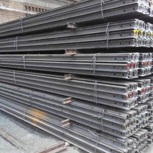 Steel Crane Track Rails Qu70 Rail pictures & photos