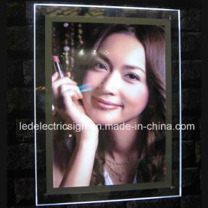 LED Light Box Single Side Snap Frame Aluminum Signs pictures & photos