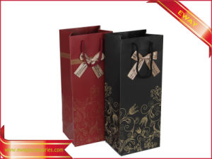 Wine Packing Bag Printed Gift Bag Promotional Hand Bag pictures & photos