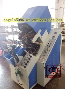 Used Automatic 9-Pincer Oil Pressure Toe Lasting Machine pictures & photos