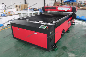 MDF Wood Acrylic Leather CO2 Laser Engraving Cutting Machine Price pictures & photos