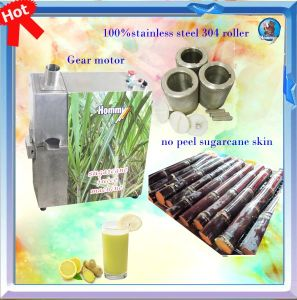 Sugarcane Cursher/Sugarcane Juice Machine/Sugarcane Freezer (ZJ150) pictures & photos