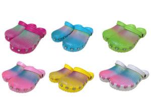 New Design Ladies EVA Garden Shoes (RF9795)