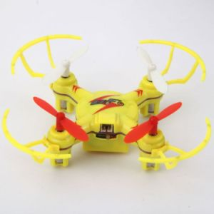 312911s-2.4G 6-Axis Gyro CF Headless Mode Mini UFO RC Quadcopter Without Transmitter pictures & photos