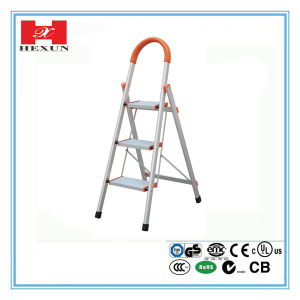 Made in China Steel Ladder pictures & photos
