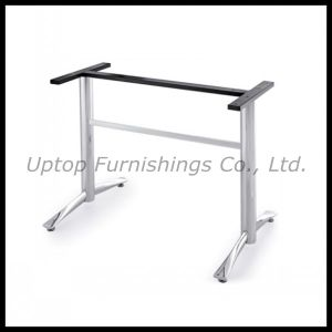 Heavy Duty 2 Seats Tube Metal Table Base (SP-STL037) pictures & photos