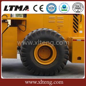 Ltma Block Handle Machine Loader 40 Ton Forklift Front Loader pictures & photos