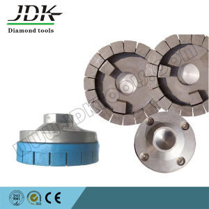Diamond Calibrating Wheels for Stone Slabs Rough Grinding pictures & photos