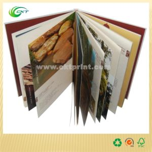 Hardcover Book for Book Printing, Catalog Printing (CKT-BK-405)