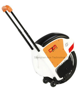 One Wheel Fashion Self Balance Electric E-Scooter with Handle
