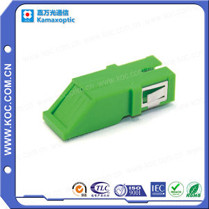 Fiber Optic Adapter with Shutter in pictures & photos