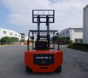 Niuli Eletric Forklift Truck Popular All Over The World pictures & photos