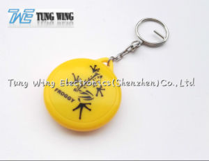 ABS, Metal Round Shaped Music Keychain, Cute Music Box Keychain pictures & photos