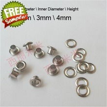 6# 6mm Wholesale High Quality Rounded Edges Eyelets pictures & photos