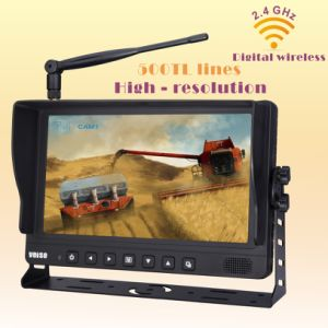 "2.4G Wireless Vehicle Backup Camera System with 9"" Digital Monitor pictures & photos"