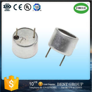 Aluminum 40kHz 12mm Ultrasonic Sensor From China pictures & photos