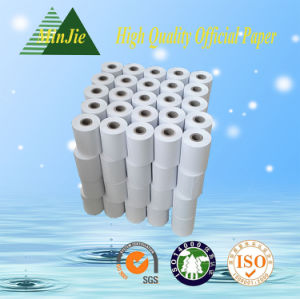 """""""Premium Quality Paper Roll 80X60 80X80 57X50 57X40 Thermal Paper Roll"""" pictures & photos"""