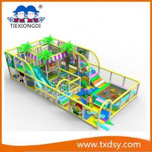 Kids Indoor Playground Plastic Slides Equipment for Restaurants pictures & photos