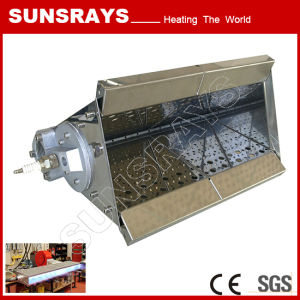 New Type Duct Burner Automotive Paint Drying Line Burner pictures & photos